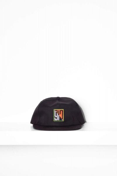Call Me 917 Split Hat schwarz online bestellen