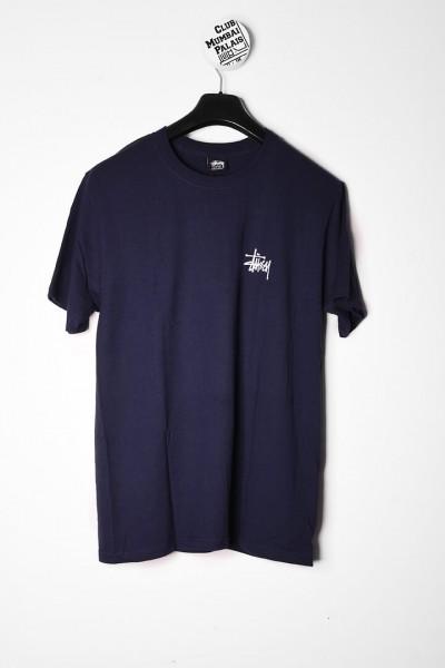 Stüssy T-Shirt Basic marine blau online bestellen