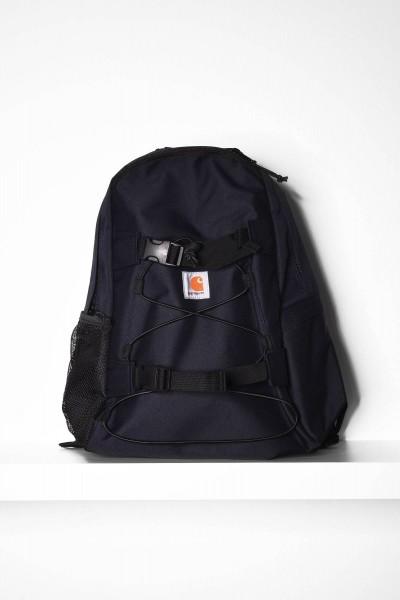 Carhartt WIP Kickflip Backpack dark navy / dunkelblau Rucksack online bestellen
