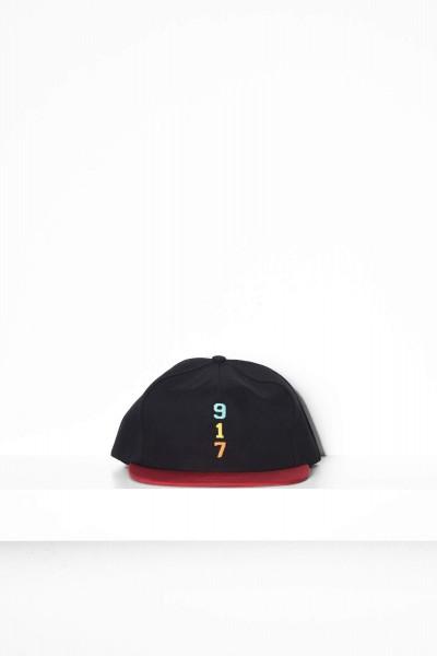 Call Me 917 Gennys Hat schwarz rot online bestellen
