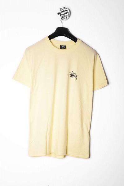 Stüssy T-Shirt Basic gelb online bestellen