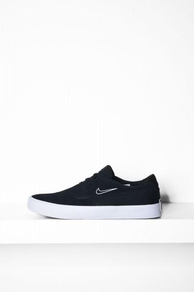 Nike SB Shane schwarz / weiß Skateschuhe - jetzt kaufen