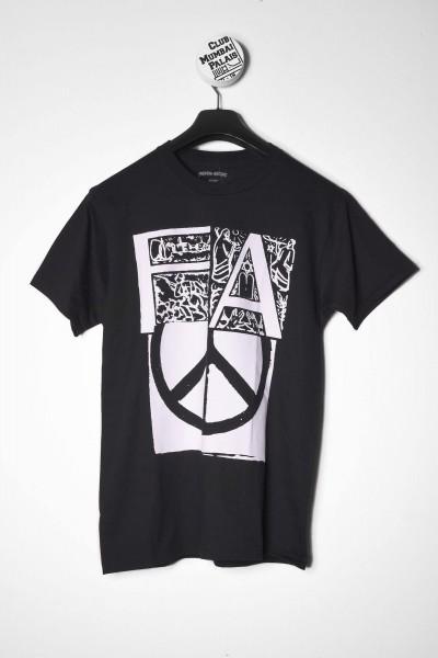 Fucking Awesome T-Shirt Peace schwarz online bestellen