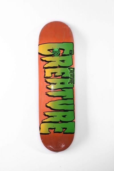 Creature Skateboard Deck Logo Stumps jetzt kaufen