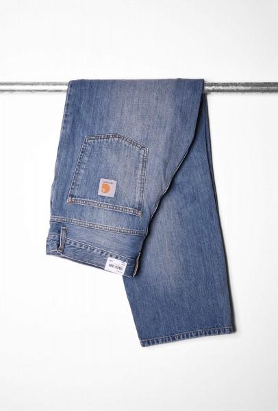 Carhartt WIP Smith Pant blau / gebleicht online bestellen