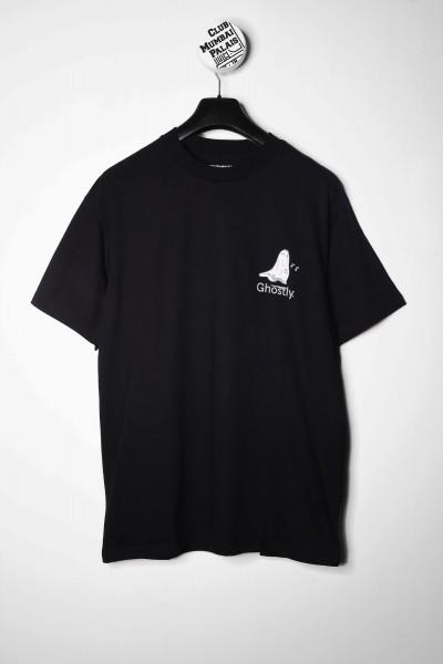 Carhartt WIP T-Shirt Ghostly schwarz mit Backprint jetzt kaufen