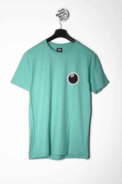 Stüssy T-Shirt 8 Ball Dot grün online bestellen