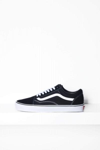 Vans Skateschuhe Old Skool schwarz / weiss Sneaker kaufen