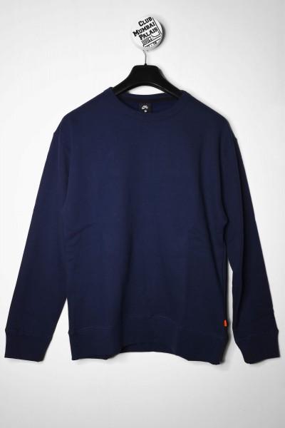 Nike SB Pullover Crewneck midnight navy / blau Sweatshirt online bestellen